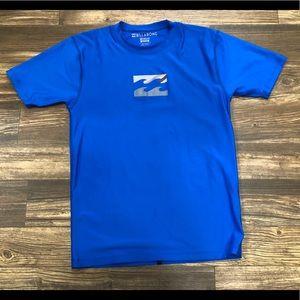 Billabong Blue Shirt Men's Size Medium M